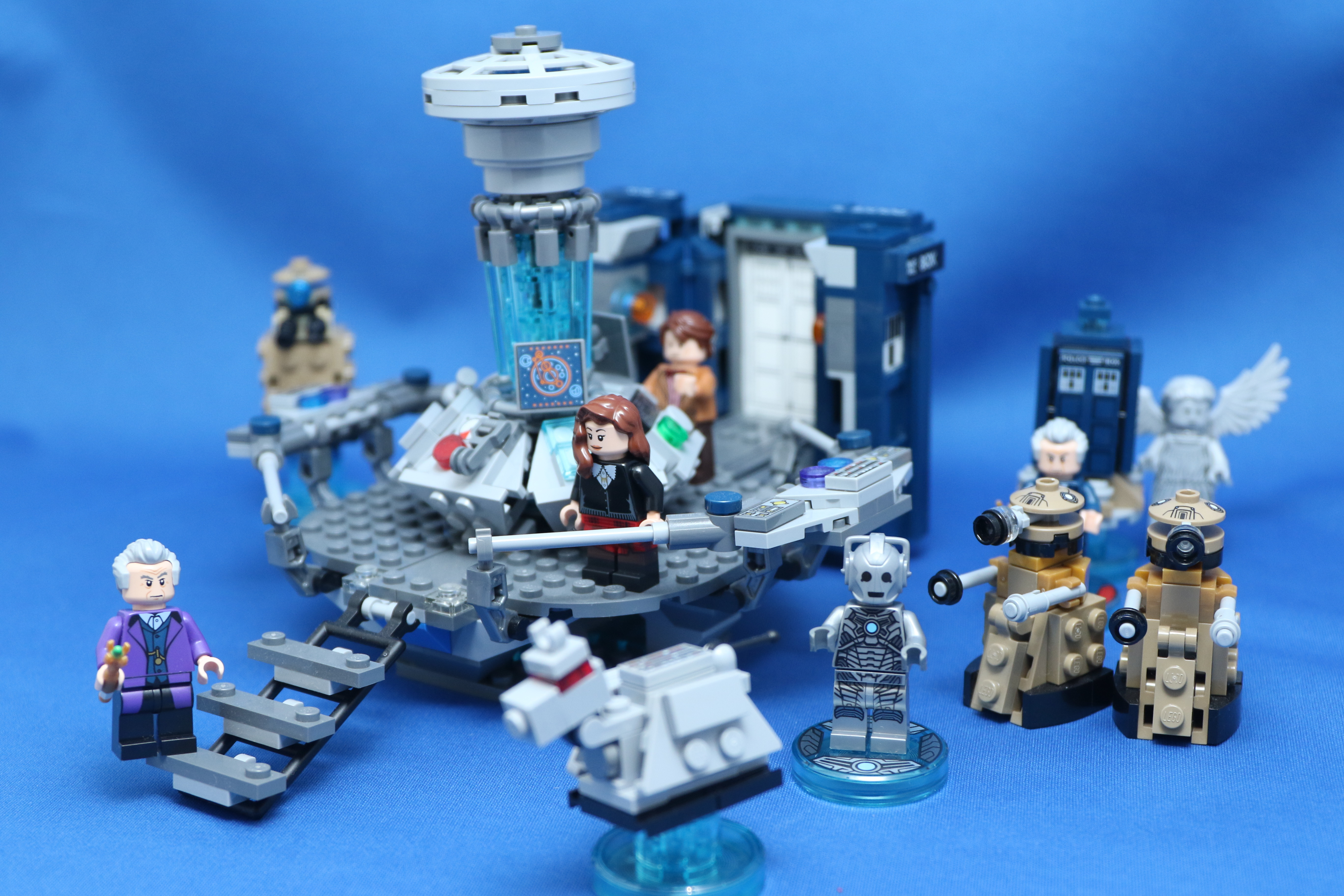 LEGO® Ideas 21304 Doctor Who and more